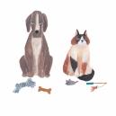 <てんとう虫 2月号>犬と猫