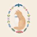 茶白猫の横顔